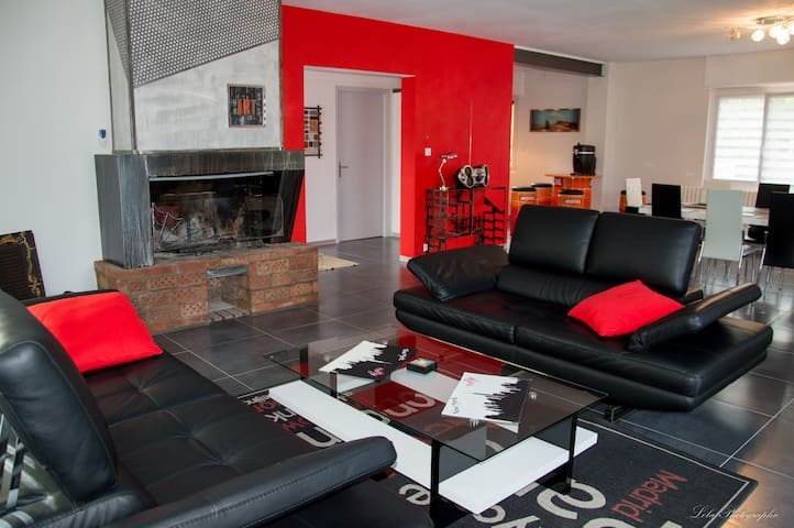 maison contemporaine  tout confort - Blamont - Rumah