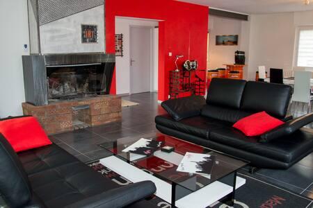 maison contemporaine  tout confort - Blamont - บ้าน