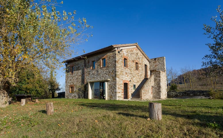 country  house - San venanzo - Villa