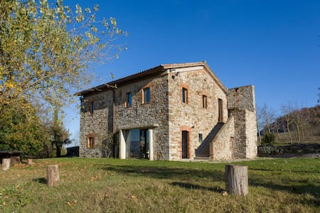 country  house - San venanzo