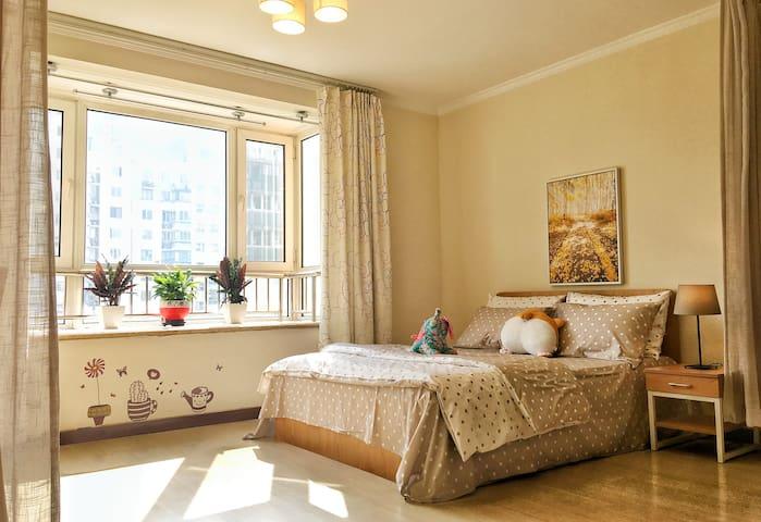 zidane's cosy suite---IKEA style's whole apartment - Beijing - Departamento