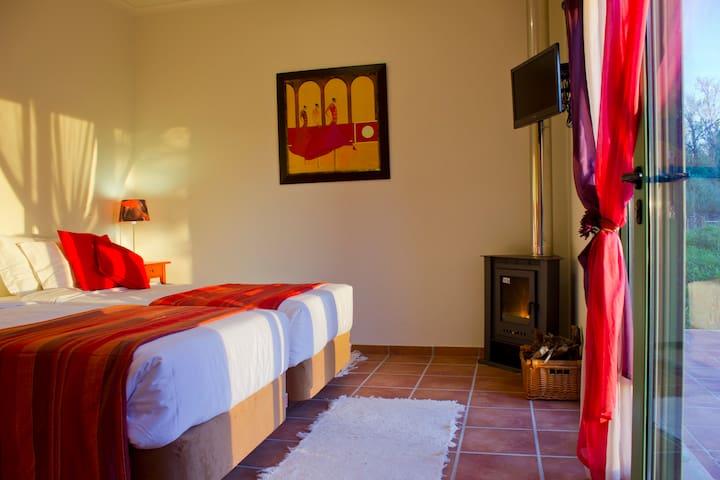 Vale de Ferreiros-Quarto Prado - Abrantes - Casa de campo