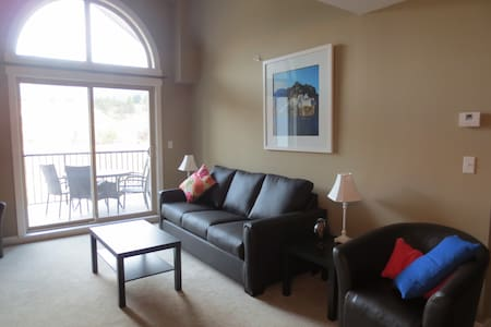 Lovely Two Bedroom, Two Bath Condo (412) - Invermere