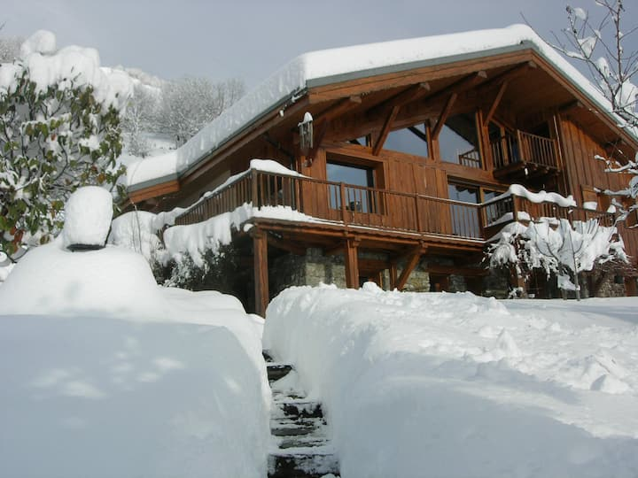 Bed + Breakfast à Bourg St Maurice