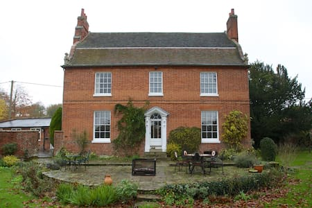 3 room apartment in rural Suffolk - Ipswich