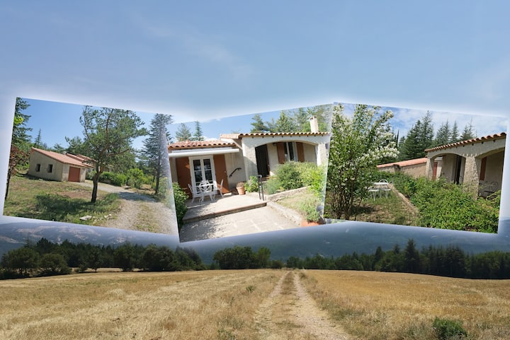 Villa La Lurette 2 à 8 pers Alpes de H.Provence
