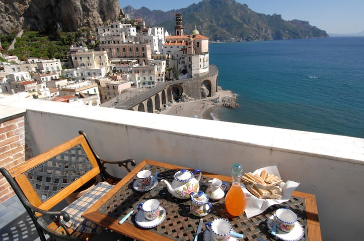 "ATRANI ""Chiara"" Amalfi Coast - Atrani - อพาร์ทเมนท์"
