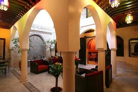 Chambre privée Riad Balkisse