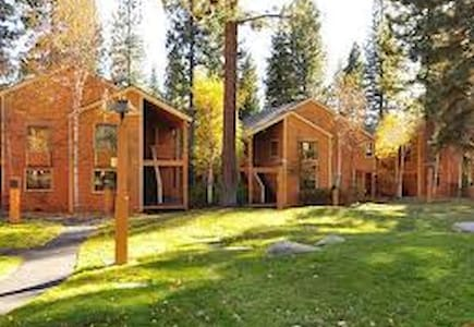 2 BDR Tahoe Condo: Ski, Snowboard, Beach! - Incline Village