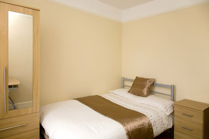Clean, comfortable and cosy room
