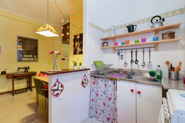 Kitchen and... I have a dream
