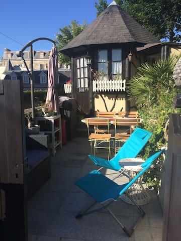 Petite maison plage Trouville - Trouville-sur-Mer - Rumah