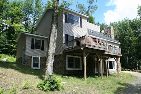 Perfect Ski or Summer House - West Dover - Casa