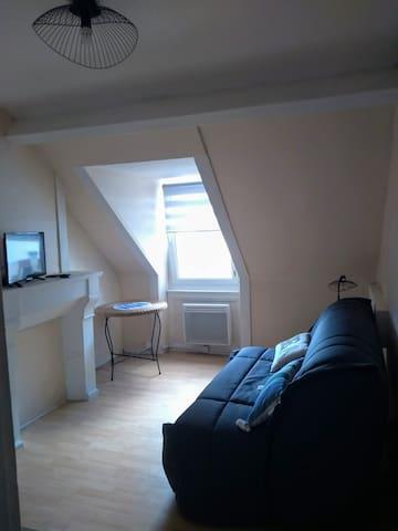Studio meublé Montebello