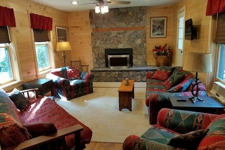 Warrensburg Log Cabin