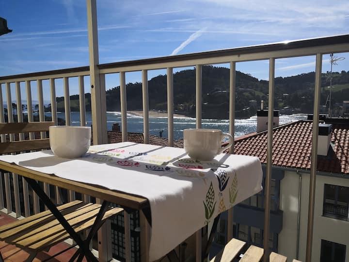 Sea view Lekeitio