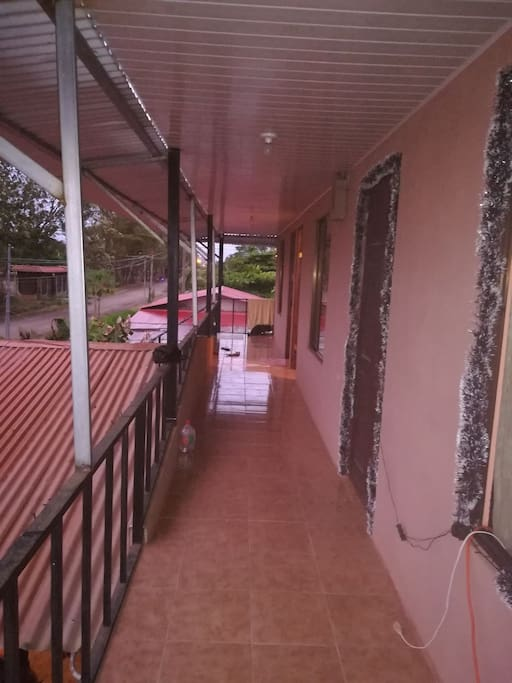 Balcón principal