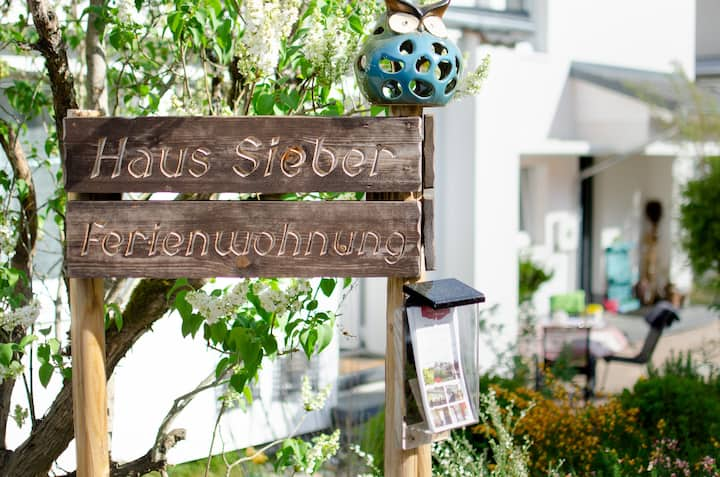 Welcome to Schiltach - welcome to Haus Sieber!
