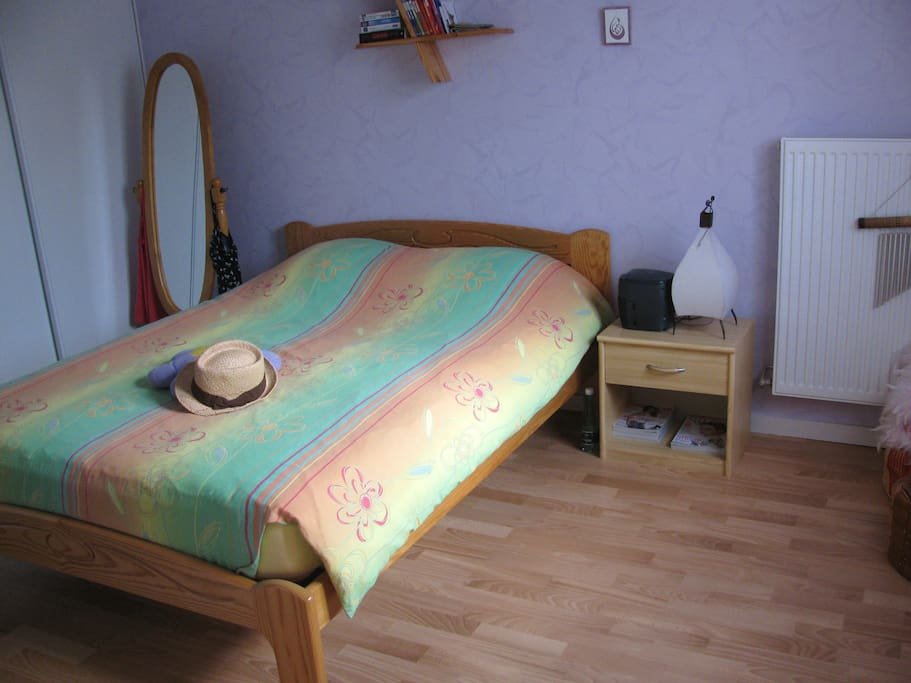 Chambre de 12 m²