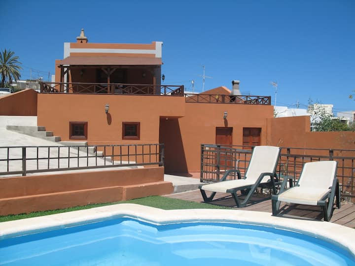 Tenerife Rural house with private pool and wifi
