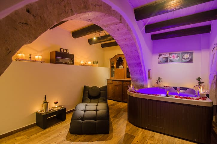 Angelos Luxury Residence & Spa! - Rethymnon - House