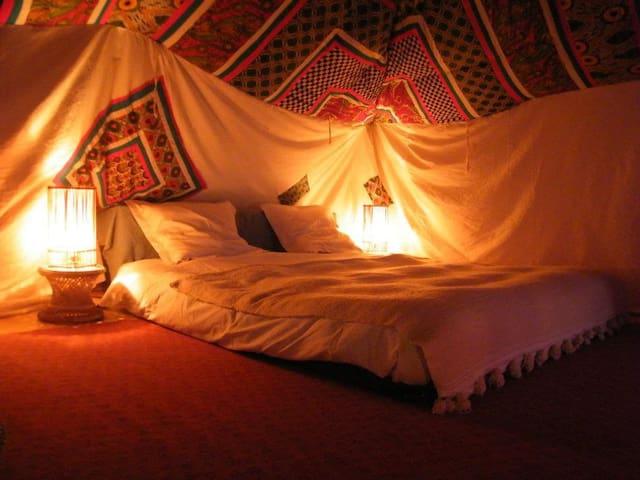 Tente berbère et dortoir de charme - Jarjayes - Sovesal