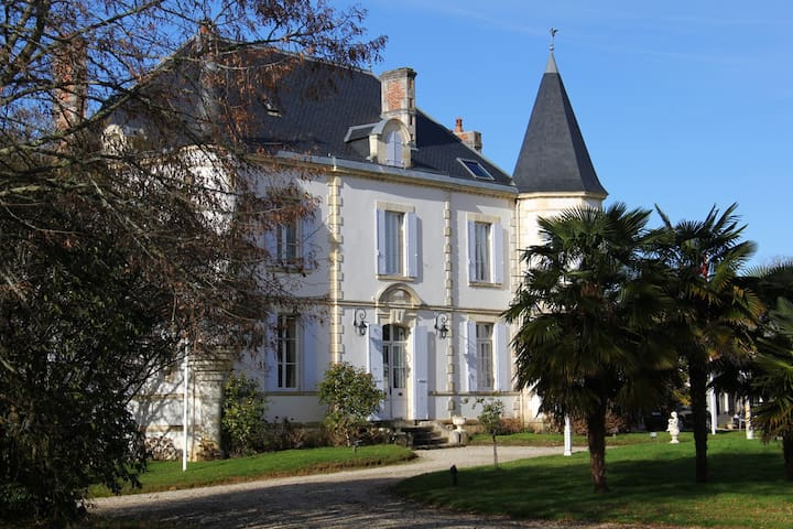 Dormez au château - Beylongue - Bed & Breakfast