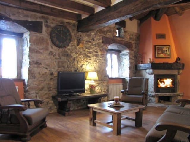 Casa Rural muy cerca de Pamplona - Zuhatzu - House