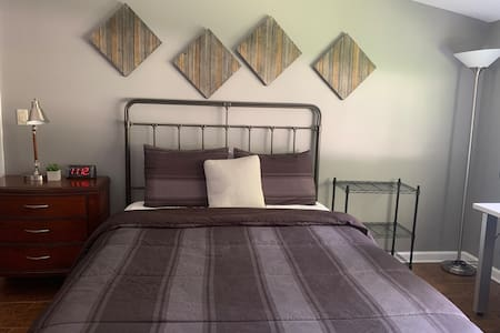 Private rental 1 mile from the University of Miami