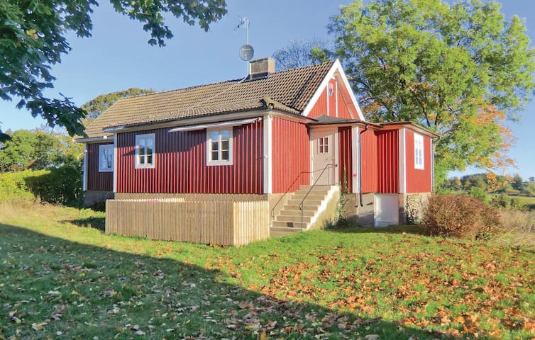 Holiday cottage with 3 bedrooms on 100m² in Söderåkra