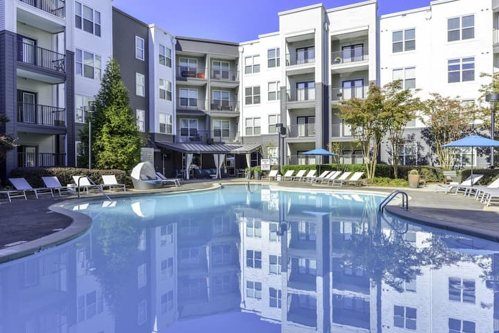 Luxury & Stylish Apartment West Midtown Atlanta - Atlanta - Pis