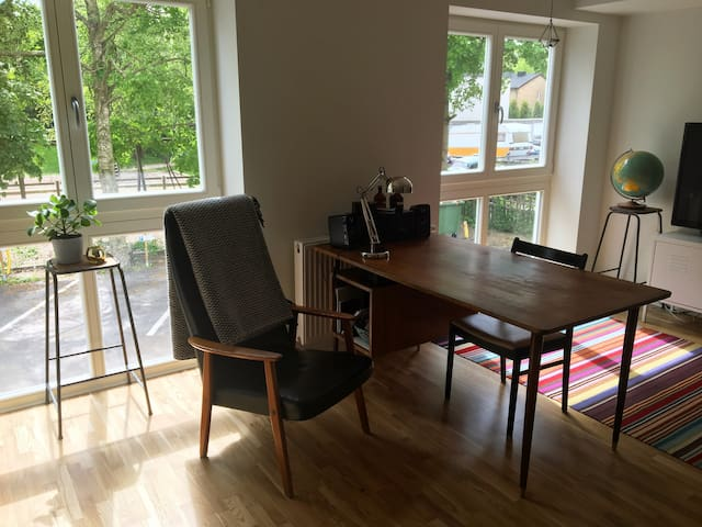 Cosy apartment, close to the city - Stockholm - Apartment