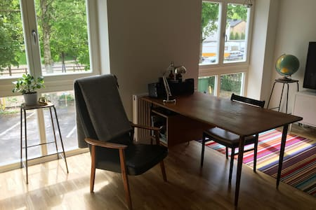 Cosy apartment, close to the city - Estocolmo