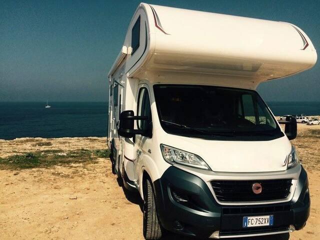 Camper 6 e 7 posti. CAMPER VAN APULIA (Bari)