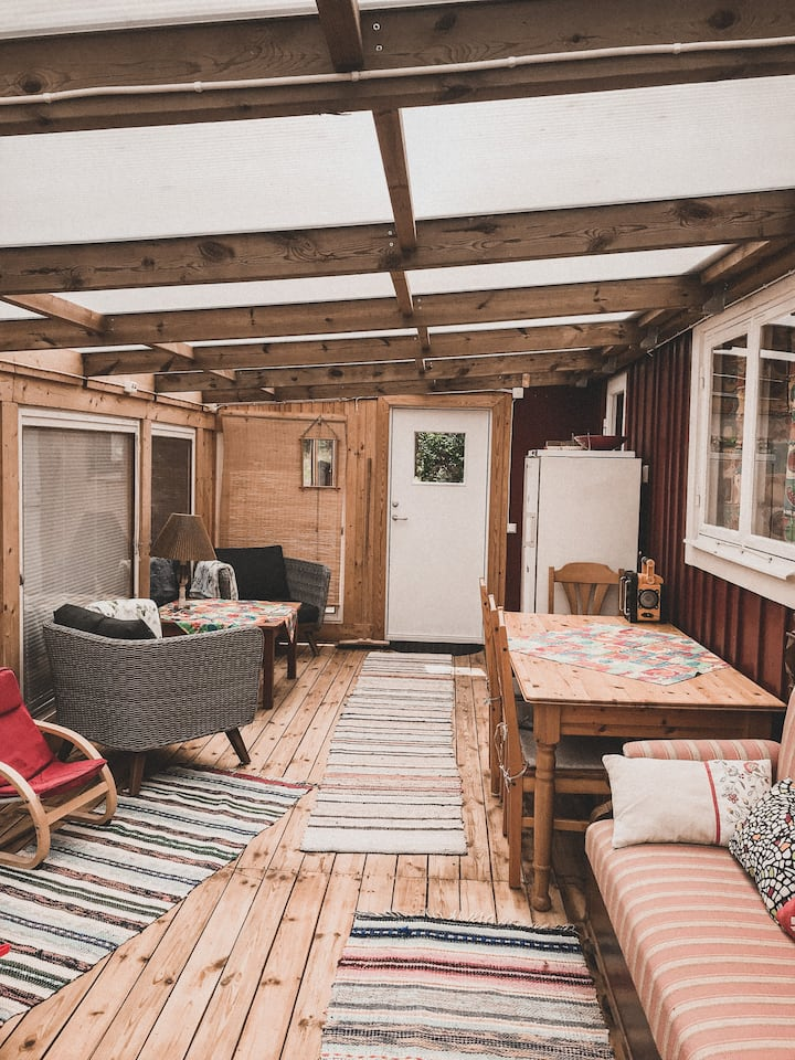 Get your summerhouse experience on Öland!