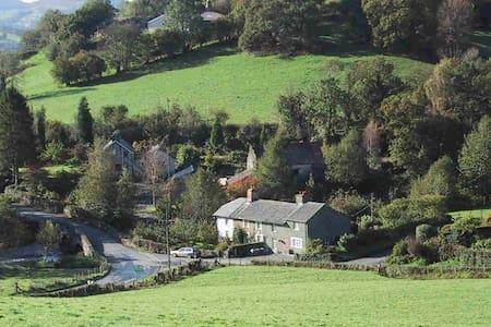 Glangwynedd Cottage - Machynlleth