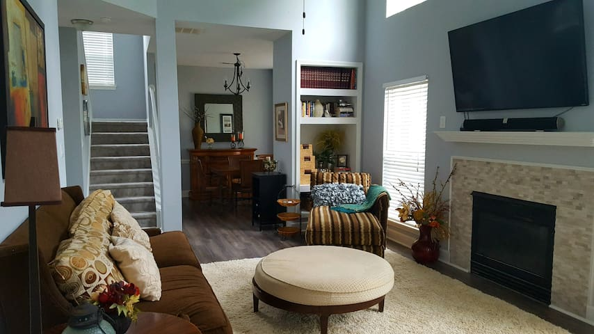 Charming Home in University Area