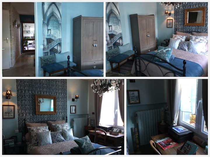 maison entière 2 chambres avec espace spa privatif