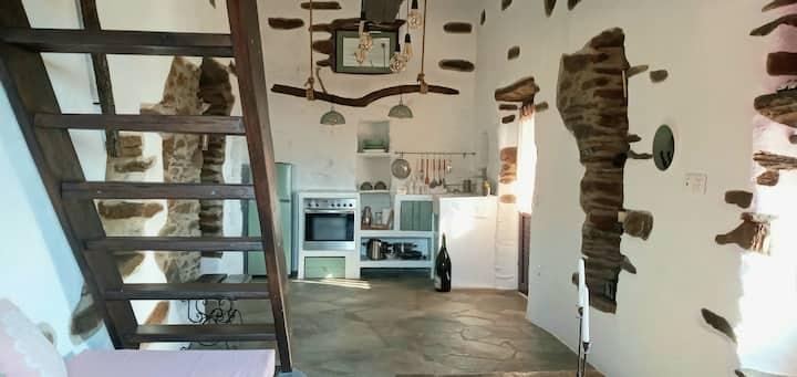 Elissavet villa, a cycladic dream house