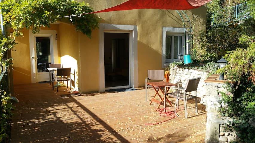 Chambre indépendante avec sdb et wc - Valence - Haus