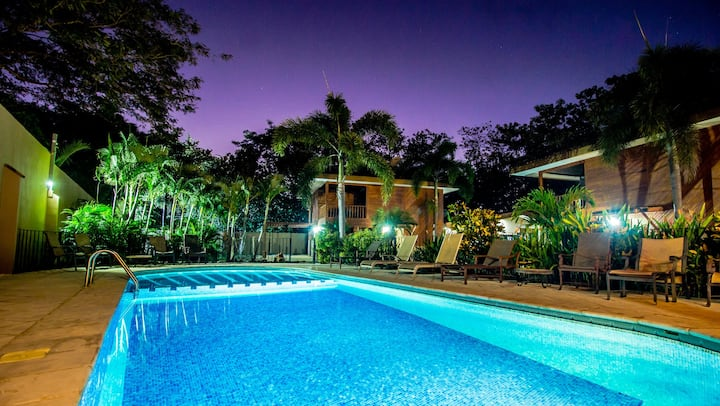 Experience Avellanas #3 - pool, wifi, bbq, privacy