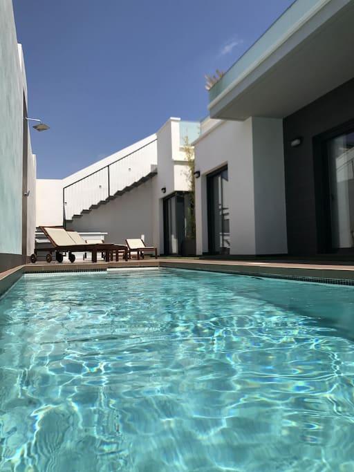 Индивидуальный бассейн