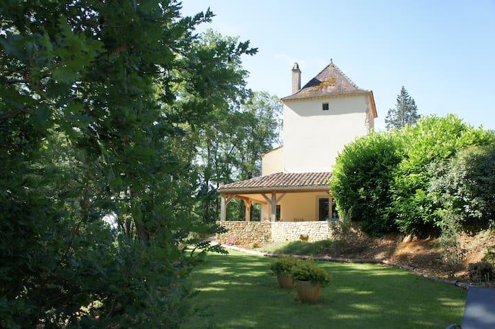 Domaine du Cardou - Puy-l'Évêque - Vacation home