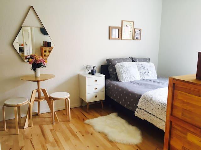Cozy Room in Østerbro next to Park - København