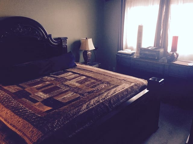 Two Bed Apartment (Good Reviews) - Minneapolis - Byt