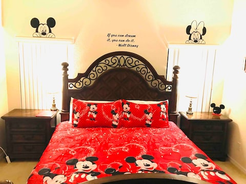 N4 Awesome room close to Disney Orlando FL