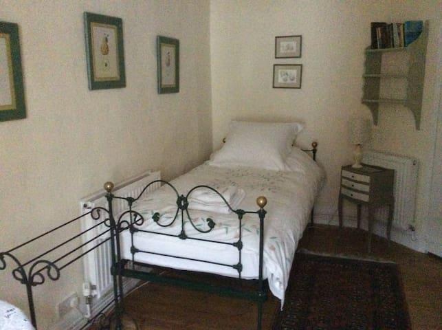 Central Historic House Single Rm No 4 shared bath - Abingdon