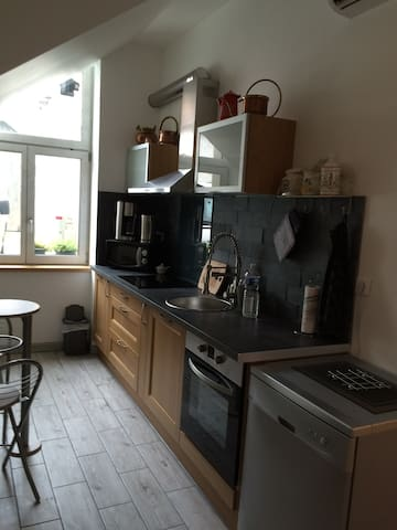 Appartement independant - Châtenay-sur-Seine - Apartment