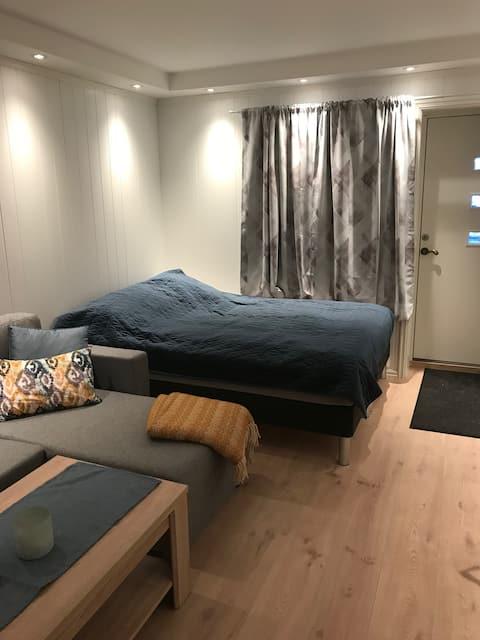 Studio apartment in Svolvær- Lofoten