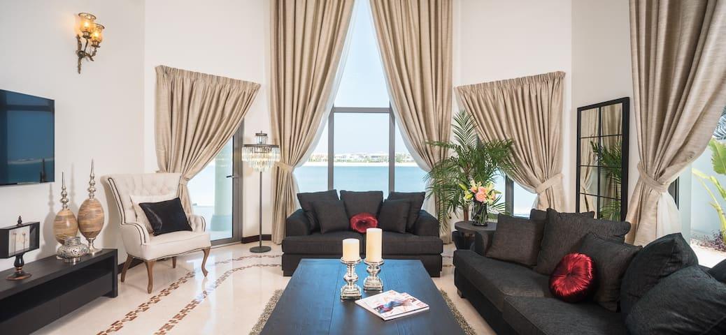 Beautiful Sea View Villa – Palm Jumeirah